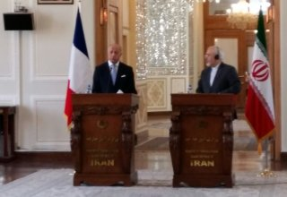 France agrees to have role in Iran's nuclear industry (PHOTO)