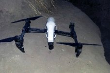 Armenian drone downed by Azerbaijani forces (PHOTO,VIDEO) - Gallery Thumbnail