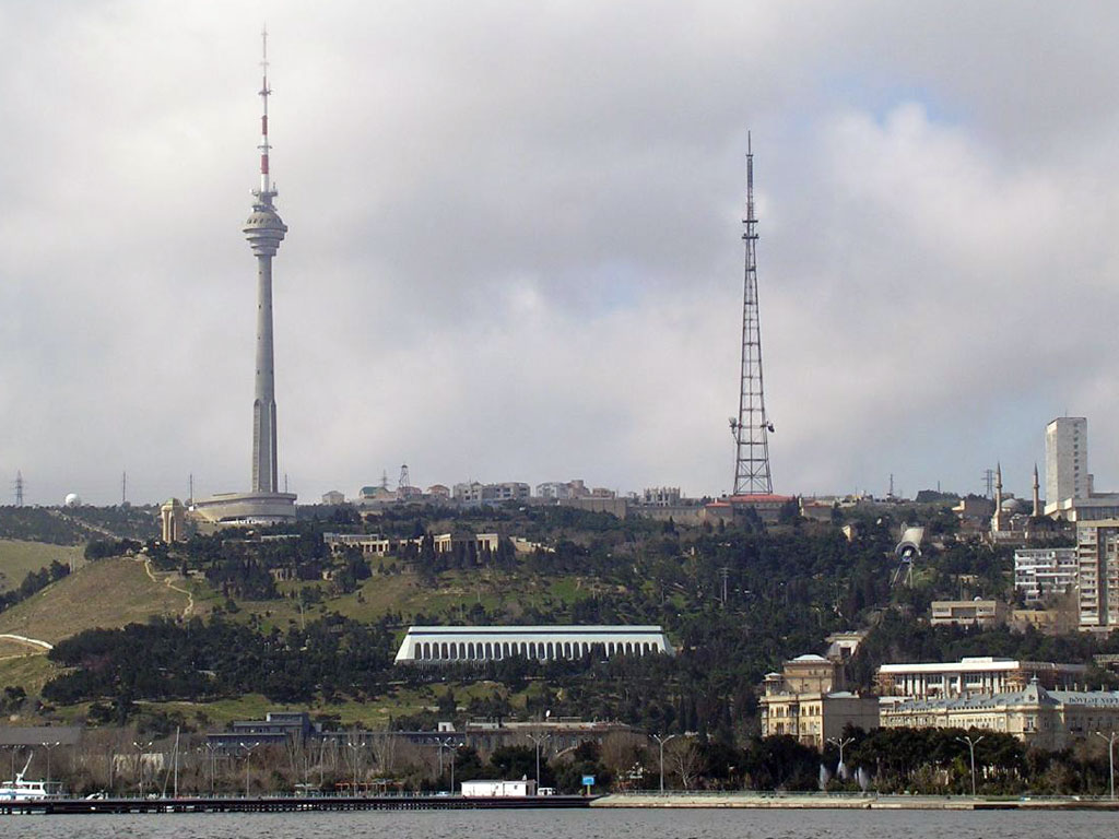 Backup TV tower to start operating in Baku in early 2018