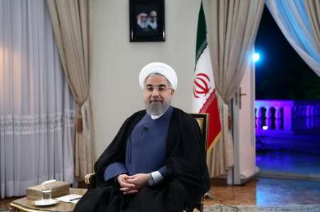  Iran's Rouhani says US-Iran enmity eased, but distrust will remain