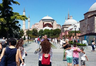 Number of Turkmen tourists visiting Turkey revealed