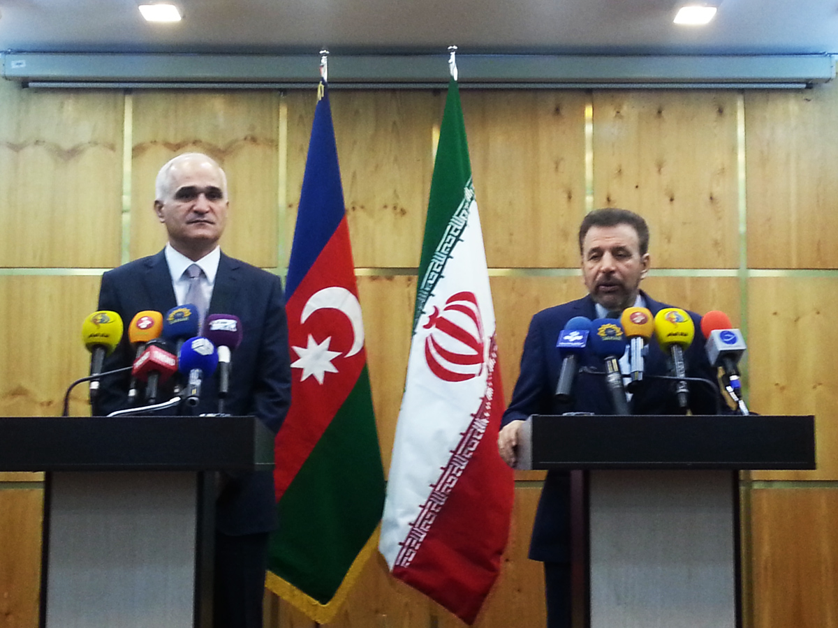 Iranian president instructs to strengthen cooperation with Azerbaijan
