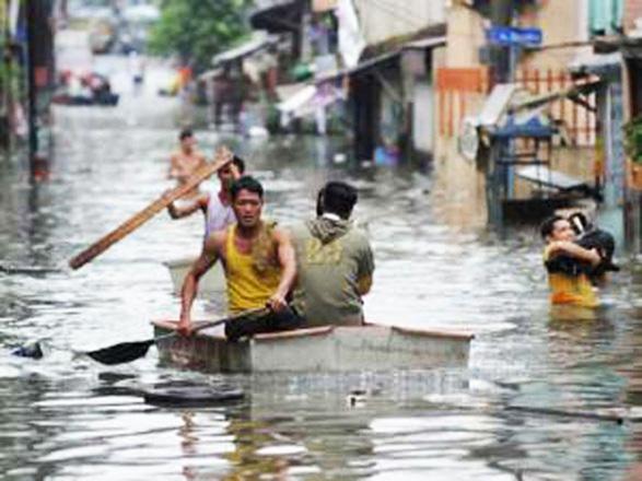 Жителей Филиппин предупредили о возможности наводнений