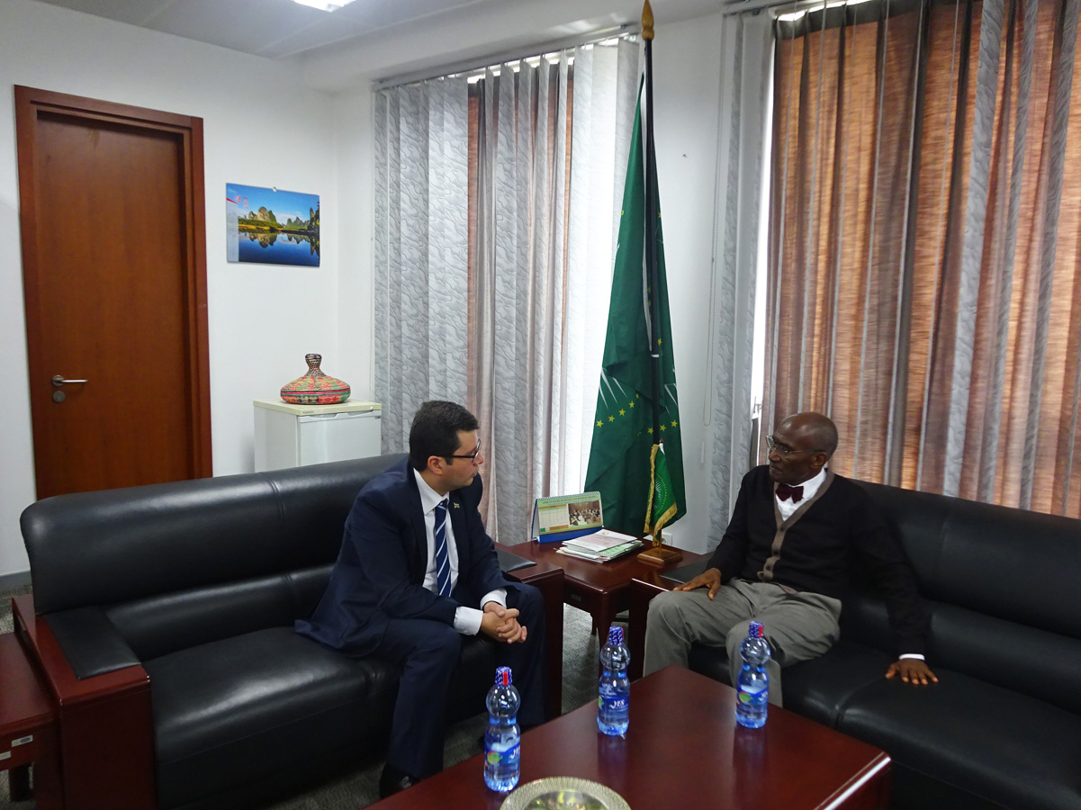 African Union to strengthen the relationships with Azerbaijan - Gallery Image