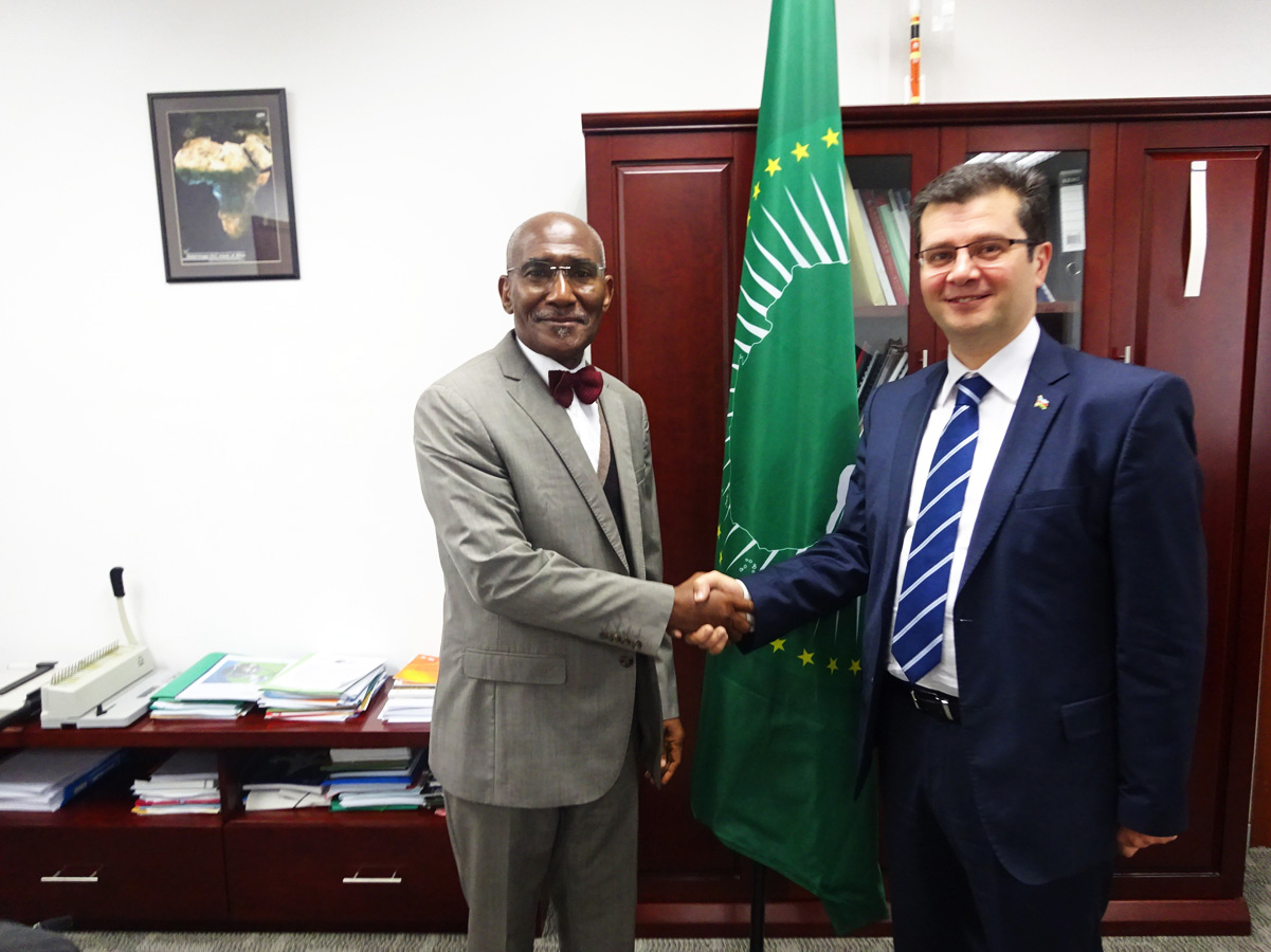 African Union to strengthen the relationships with Azerbaijan