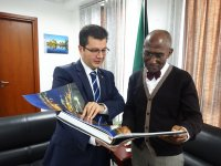 African Union to strengthen the relationships with Azerbaijan - Gallery Thumbnail