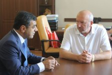 Azerbaijan, Ukraine discuss implementation of investment projects - Gallery Thumbnail