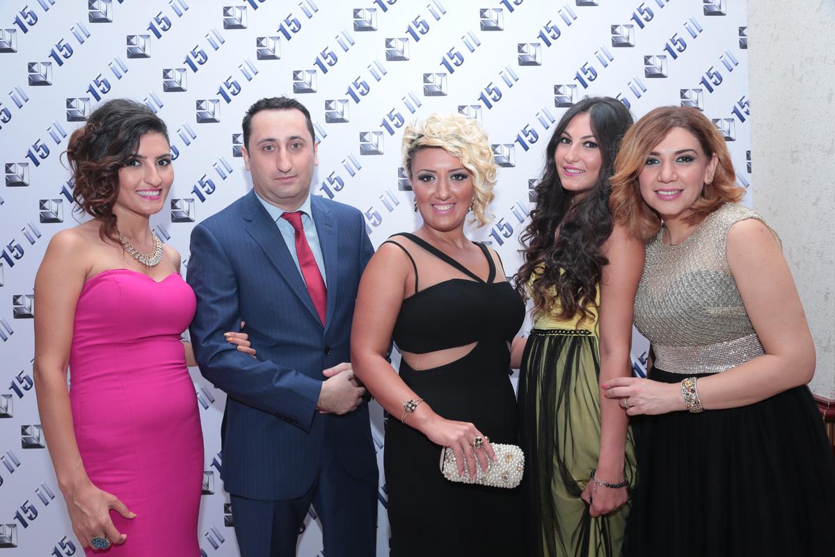 В Баку торжественно отметили 15–летие Lider TV (ФОТО) - Gallery Image