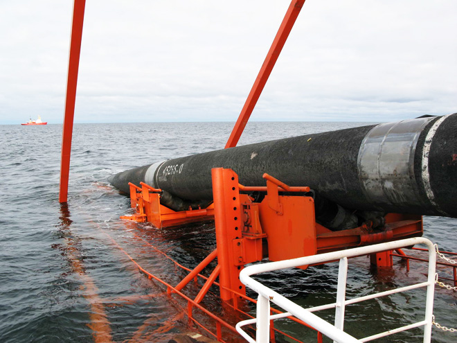 Draft Convention on Caspian Sea allows for laying of pipelines on seabed