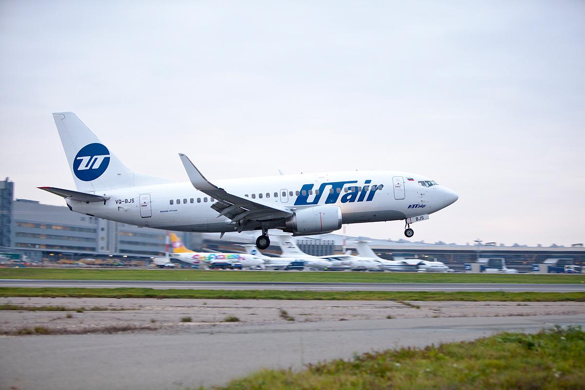 Utair отменила рейсы в Узбекистан из-за коронавируса
