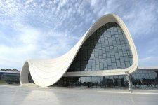 Solo exhibition of renowned sculptor launched at Heydar Aliyev Center (PHOTO) (VIDEO) - Gallery Thumbnail