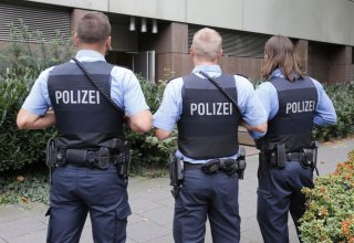 German authorities bust suspected human trafficking gang