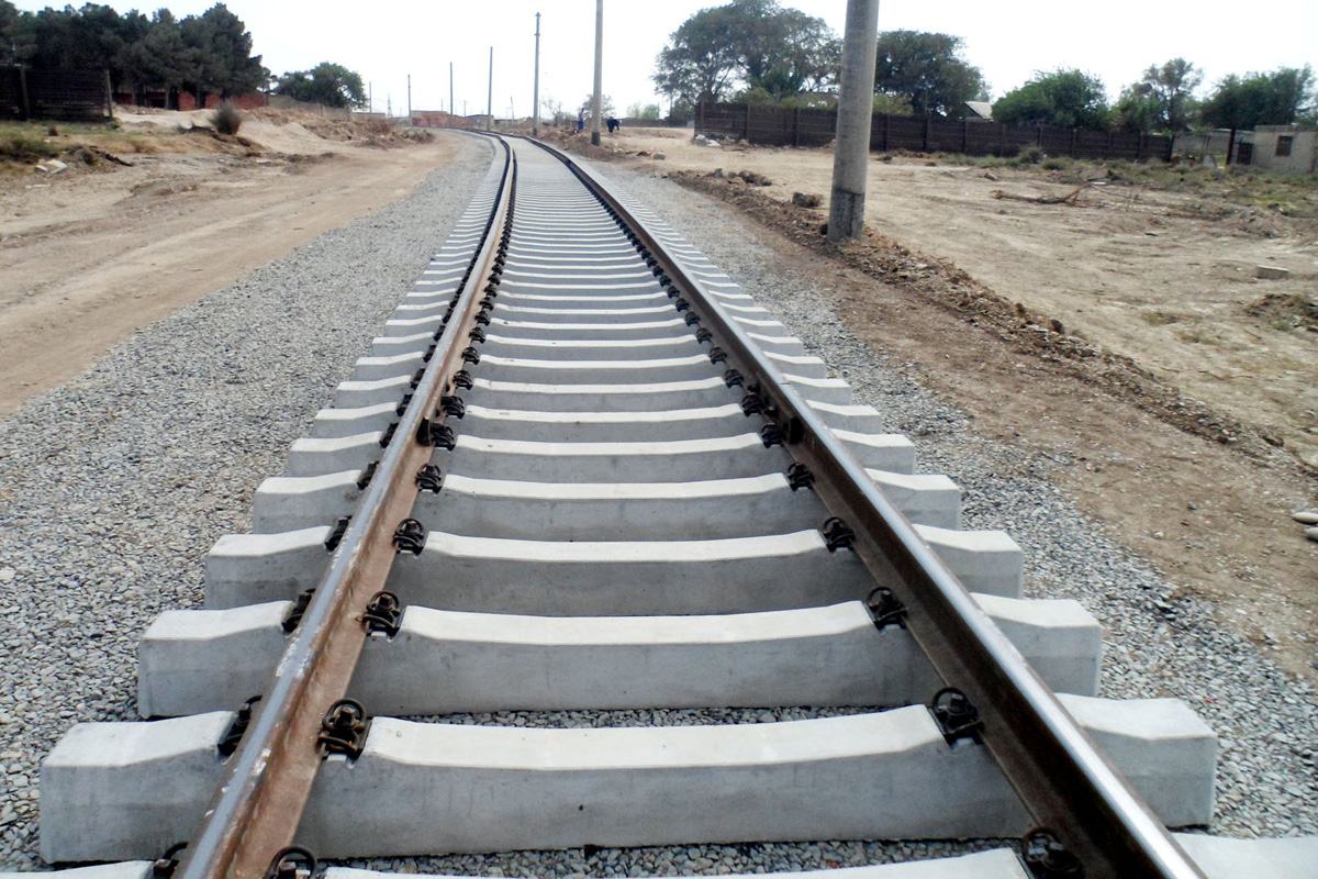 Turkey accelerates BTK railway construction