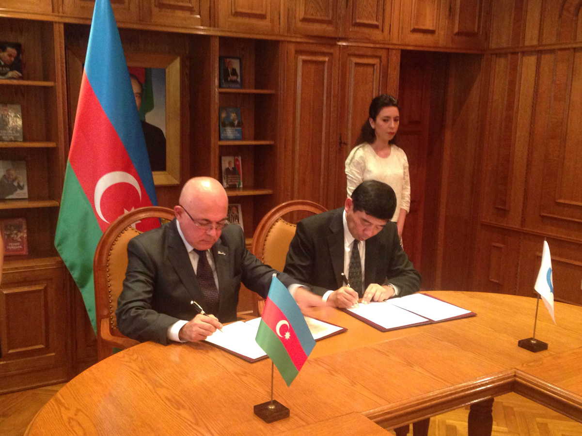 Azerbaijan's Cynology Center receives int'l status (PHOTO) - Gallery Image