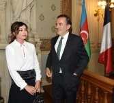 Mehriban Aliyeva takes part in 'Religious Tolerance: The Culture of Coexistence in Azerbaijan' conference in Paris - Gallery Thumbnail