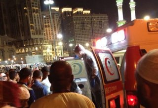 Azerbaijani pilgrims not injured during tragedy in Mecca