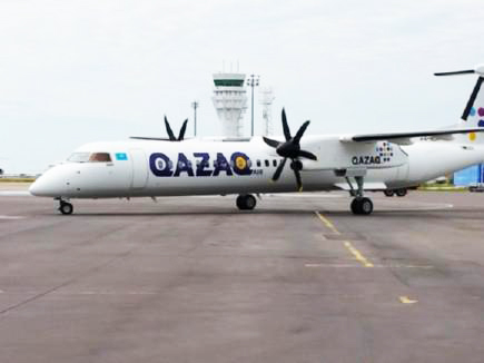 Kazakhstan's Qazaq Air resuming flights on more domestic routes