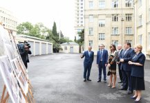 Azerbaijani first lady attends opening of Baku branch of I.M. Sechenov Moscow State Medical University (PHOTO) - Gallery Thumbnail