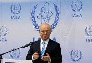 UN nuclear watchdog chief says Iran playing by the rules