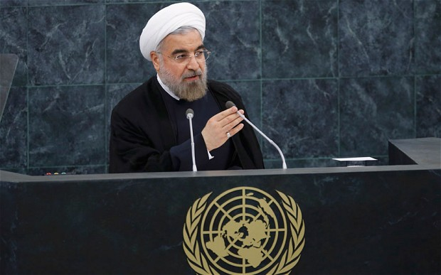 Rouhani calls for preparing national plan to develop country