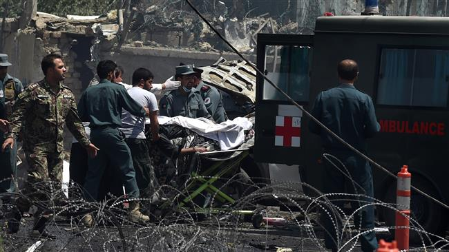 Bicycle bomb in Kabul embassy district wounds one