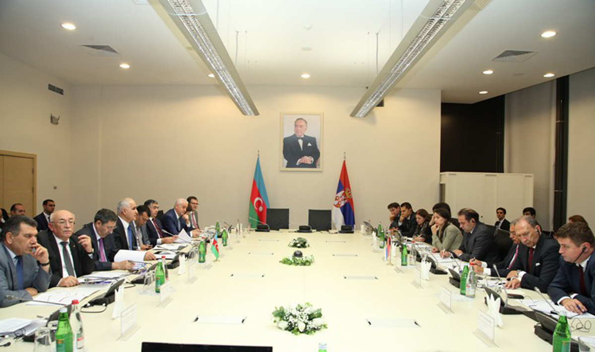 Serbia offers Azerbaijan to hold multilateral business-forums