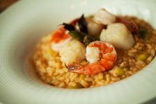 All the delights of Italian cuisine in the new menu of the Zafferano Restaurant by Chef Federico Parravichini - Gallery Thumbnail