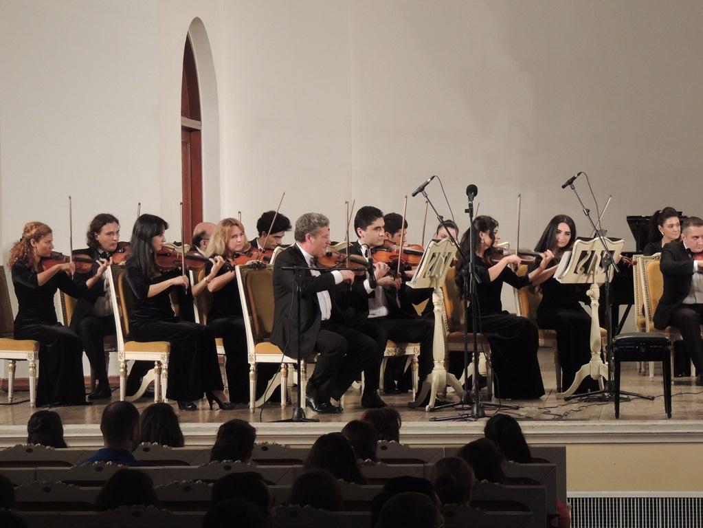 Türk ve Azerbaycanlı besteciler ortak konserde buluşuyor