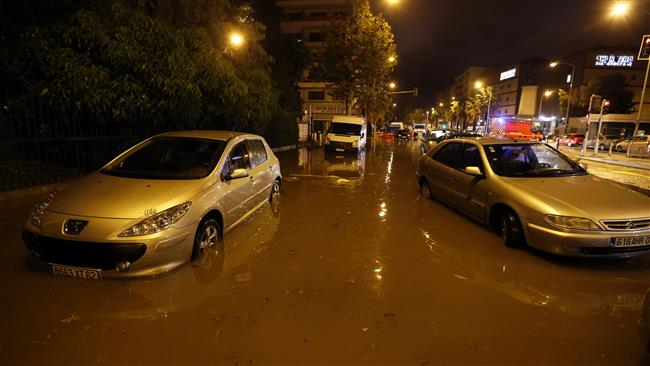 Twelve die amid heavy flooding in the French Riviera (PHOTO) - Gallery Image