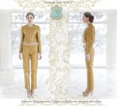 "Новый украинский бренд VoleeYu на ""Baku Fashion Night 2015"" (ФОТО) - Gallery Thumbnail"
