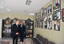 Azerbaijani president attends opening of Ujar Youth Center - Gallery Thumbnail