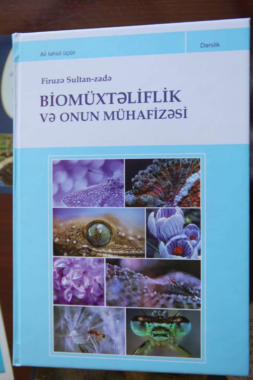 Bioekologiyaya aid faydalı əsərlər - Gallery Image