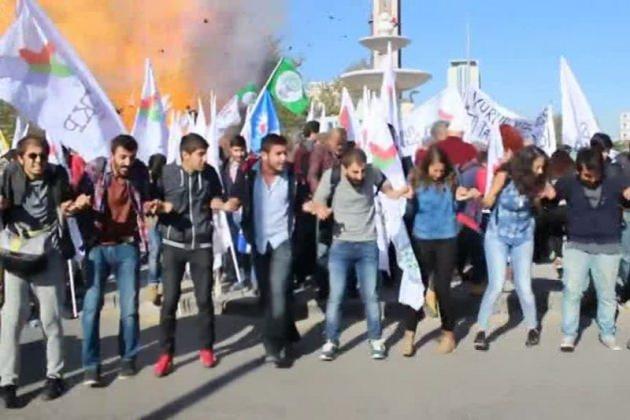Cumhurbaşkanı Erdoğan saldırının yapıldığı alanı ziyater etdi