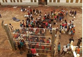 Two inmates killed, 34 injured in Philippines jail riot