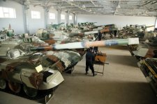 В Азербайджане была открыта новая военная часть (ФОТО) - Gallery Thumbnail
