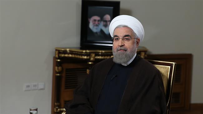 Iran's main objective by nuclear talks was economic growth: Rouhani