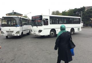 Total passenger traffic by buses in Azerbaijan for 2020 disclosed