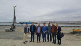 Bakı və Antverpen limanları arasında əməkdaşlığın yeni mərhələsi başladı (FOTO) - Gallery Thumbnail