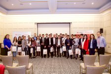 Huawei, Bakcell encourage talented students - Gallery Thumbnail