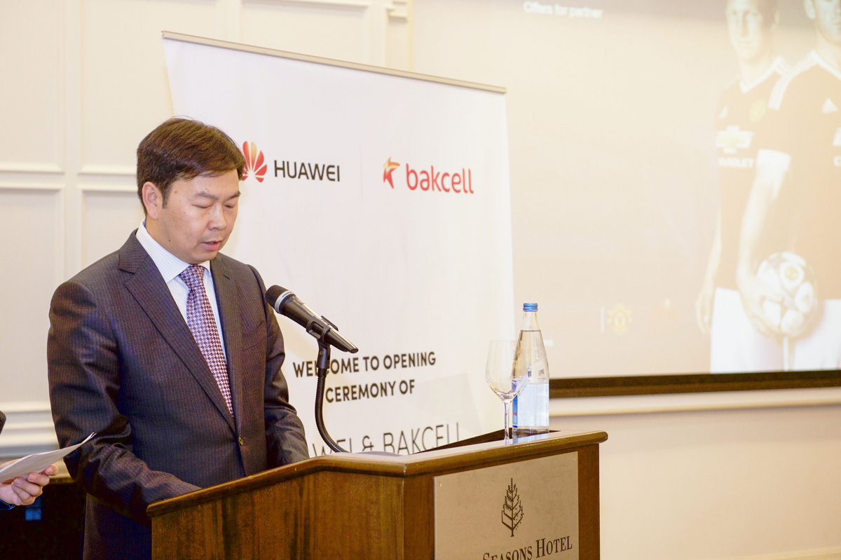 Huawei, Bakcell encourage talented students - Gallery Image