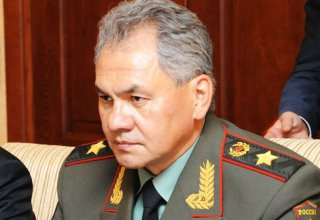 Minister of Defense of the Russia to pay a working visit to Baku