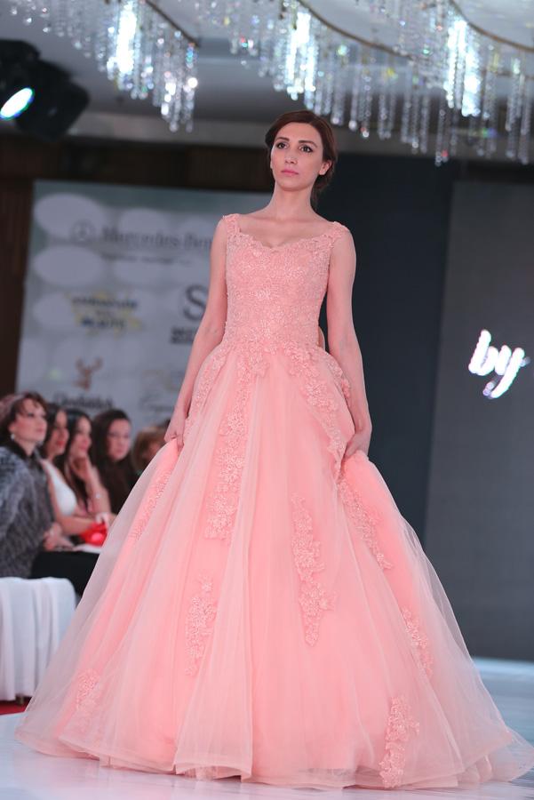 """Свадебные и вечерние платья - """"Baku Fashion Night 2015"""" (ФОТО) - Gallery Image"""