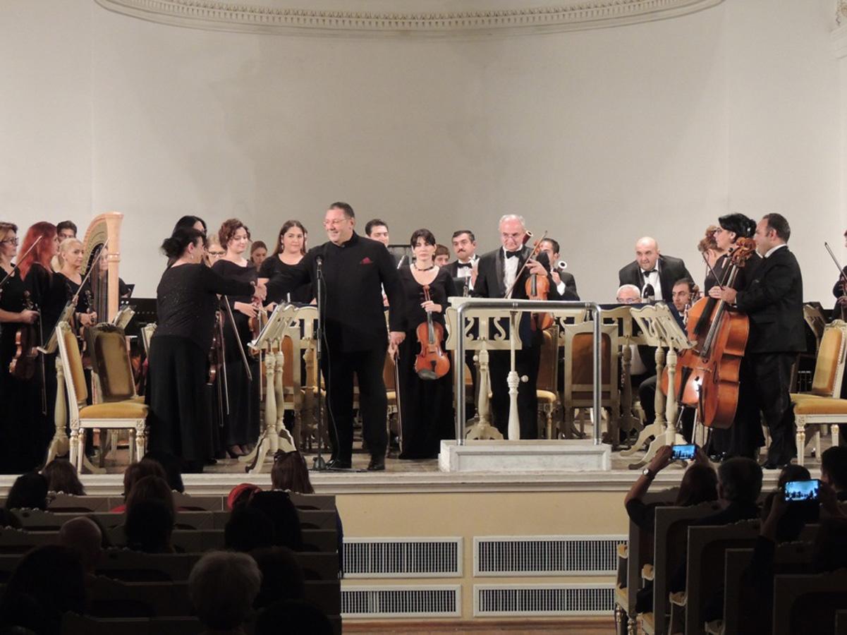"Магия музыки в Баку: ""Диалог между Данте и Физули"" (ФОТО) - Gallery Image"