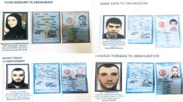 Potential terrorists wanted in Turkey - Gallery Thumbnail