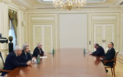 President Aliyev: Armenia became source of great threat in region - Gallery Thumbnail