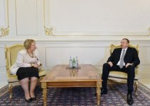 President Aliyev: Security - one of important issues on global agenda - Gallery Thumbnail