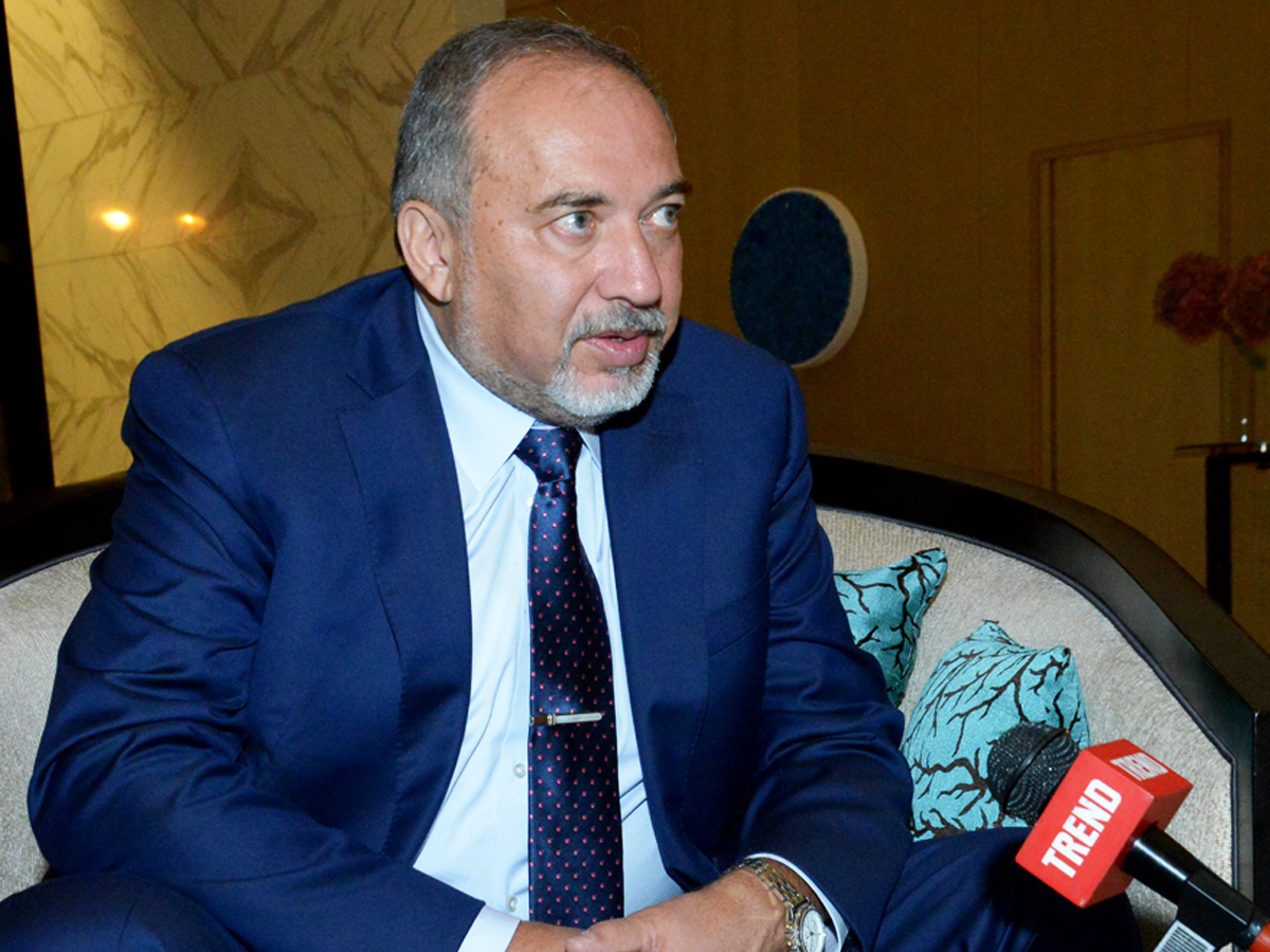 Lieberman: Karabakh conflict's recent escalation provoked by Armenia