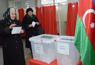 About 2.7 million ballots processed at parliamentary election in Azerbaijan
