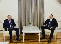President Aliyev: Significant reforms carried out in Azerbaijan to organize transparent elections - Gallery Thumbnail