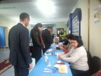 PACE mission observes parliamentary election in Azerbaijan (PHOTO) - Gallery Thumbnail